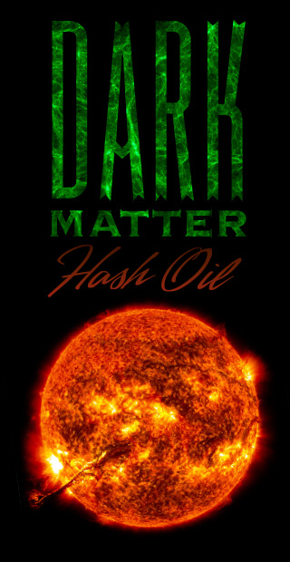 Dark Matter Concentrates Logo
